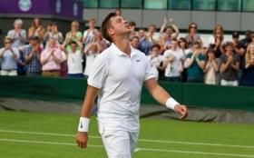 Marcus Willis classe 1990, n.498 ATP