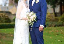 Marcus Willis sposo e tra qualche mese anche genitore