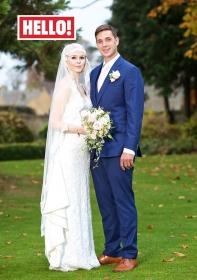 Marcus Willis sposo e tra poco anche genitore