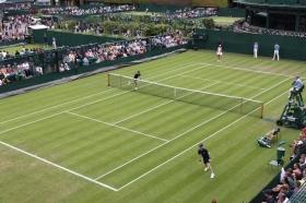 Due indimenticabili giorni a Wimbledon