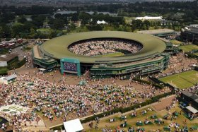 Le semifinali del torneo di Wimbledon