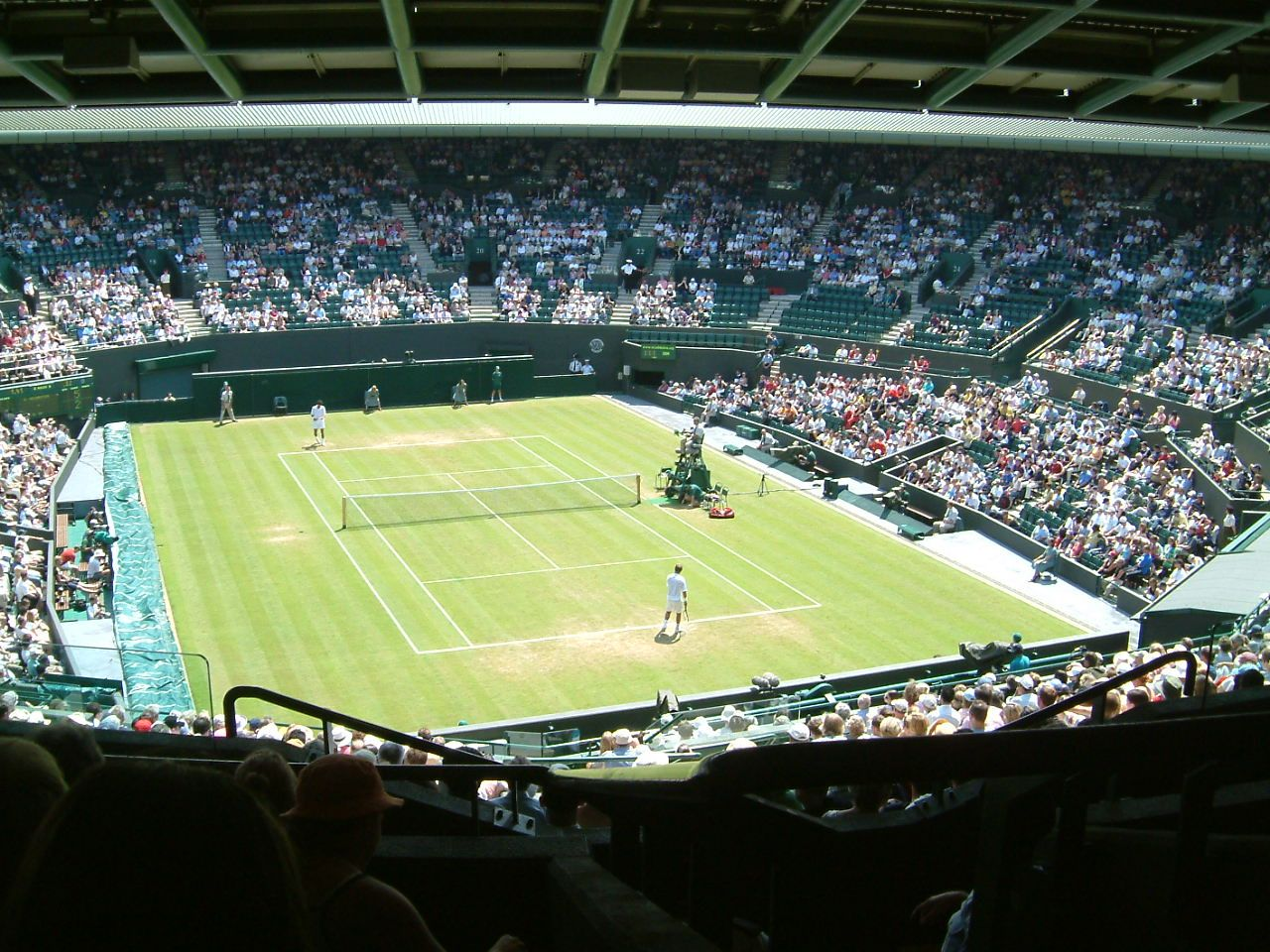 I risultati dal torneo di Wimbledon
