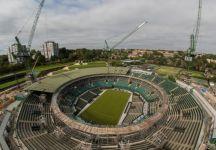 Wimbledon: Il Campo n.1 in fase di rimodernamento