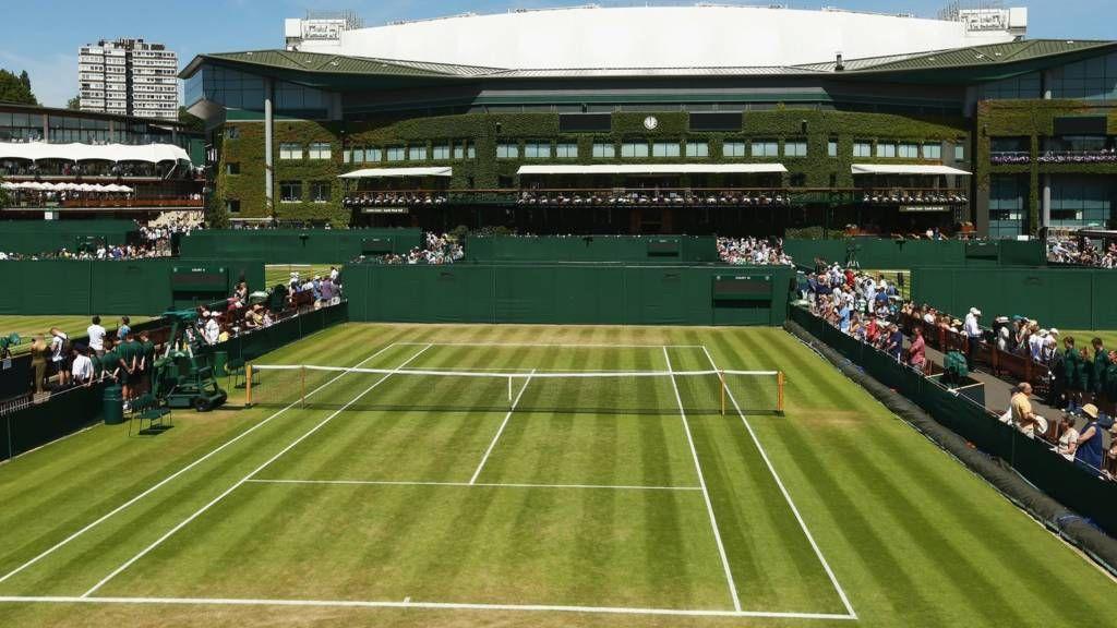 L'erba di Wimbledon