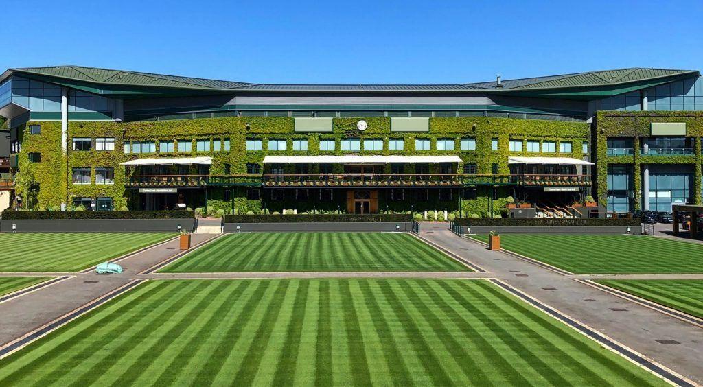 Wimbledon donerà in beneficenza palle e asciugamani dell'edizione 2020
