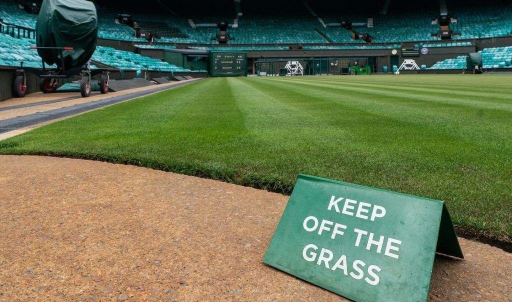 Oggi sarebbe iniziato il torneo di Wimbledon
