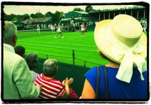 Wimbledon: severità contro il live video streaming via smartphone