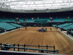 Wimbledon senza erba