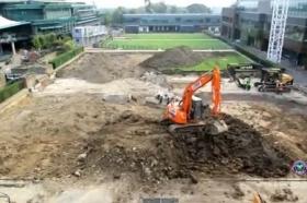 Per la prossima edizione del torneo di Wimbledon i campi numero 14 e 15 non saranno utilizzabili