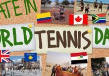 Su Eurosport il World Tennis Day 2014 in esclusiva europea
