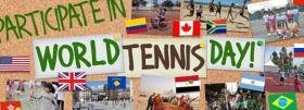 <strong>Novak Djokovic, Andy Murray, Pete Sampras, Andre Agassi e Na Li</strong> sono alcune delle star che prenderanno parte al <strong>World Tennis Day</strong>