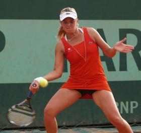 Aleksandra Wozniak classe 1987, n.282 WTA