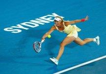Problemi al polso per Caroline Wozniacki. La danese è ad un passo dal cedere il trono di n.1 del mondo