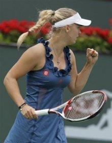 Caroline Wozniacki classe 1991, n.1 del mondo