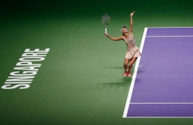 Caroline Wozniacki classe 1990, n.8 del mondo