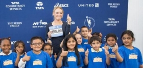 Caroline Wozniacki sarà al via alla Maratona di New York
