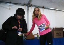 Ottima prestazione di Caroline Wozniacki alla maratona di New York