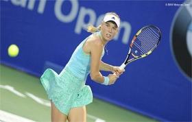 Caroline Wozniacki classe 1990, n.5 del mondo