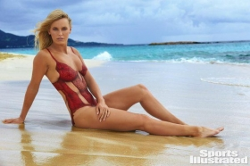 Video del Giorno: Caroline Wozniacki ed il body painting