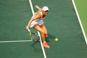 Nella foto Caroline Wozniacki