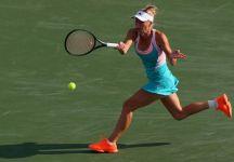 WTA New Haven: Caroline Wozniacki elimina Karin Knapp per 61 75 in 1 ora e 47 minuti di partita
