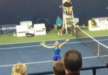 Video del Giorno: Caroline Wozniacki ed il padre Piotr si arrabbiano per una palla
