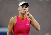 """Us Open: Caroline Wozkiacki se la prende con gli organizzatori """"Penso che sia davvero inaccettabile il fatto che la n.5 del mondo venga programmata come quinto match sul campo 5 e invece una squalificata per doping ha giocato tutte le partite sul Centrale"""""""