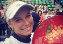 WTA Tokyo Premier e Seoul : Caroline Wozniacki vince il Premier giapponese. Jelena Ostapenko vince a Seoul (Video)