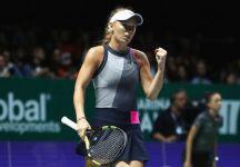 Arriva un nuovo sparring partner per Caroline Wozniacki
