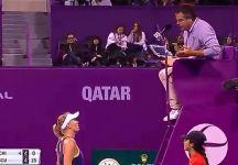 Video del Giorno: Caroline Wozniacki si lamenta per i rumori della Niculescu