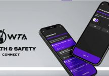 WTA lancia la APP Health & Safety Connect