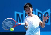 Di Wu entra nella storia del tennis cinese