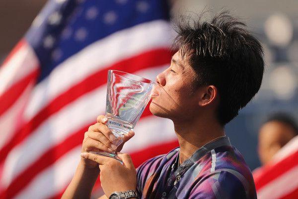Yibing Wu vince il torneo maschile. Primo tennista cinese ad aver vinto lo slam americano