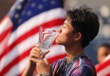 US Open Junior: Yibing Wu vince il torneo maschile. Primo tennista cinese ad aver vinto lo slam americano