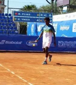 Elias Ymer classe 1996, n.142 ATP