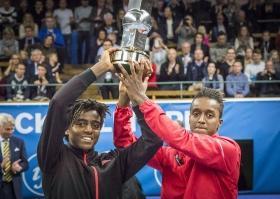 I giovani fratelli Ymer vincono Stoccolma dopo aver ricevuto una wild card per entrare in tabellone