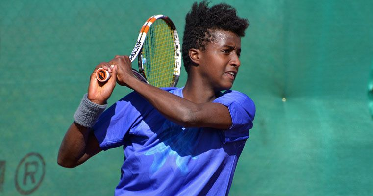 Mikael Ymer classe 1998