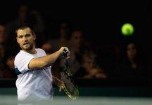 Notizie dal circuito ATP: Un problema alla gamba per Luca Vanni. La febbre ferma Youzhny