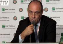 Roland Garros: Il direttore si giustifica dopo la caduta di un pannello