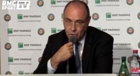 Gilbert Ysern è il direttore del Roland Garros