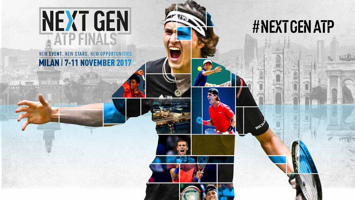 NEXTGEN ATP Finals: Killer Point e abolizione della seconda di servizio