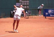 ITF Casale: Erika Zanchetta sconfitta in finale