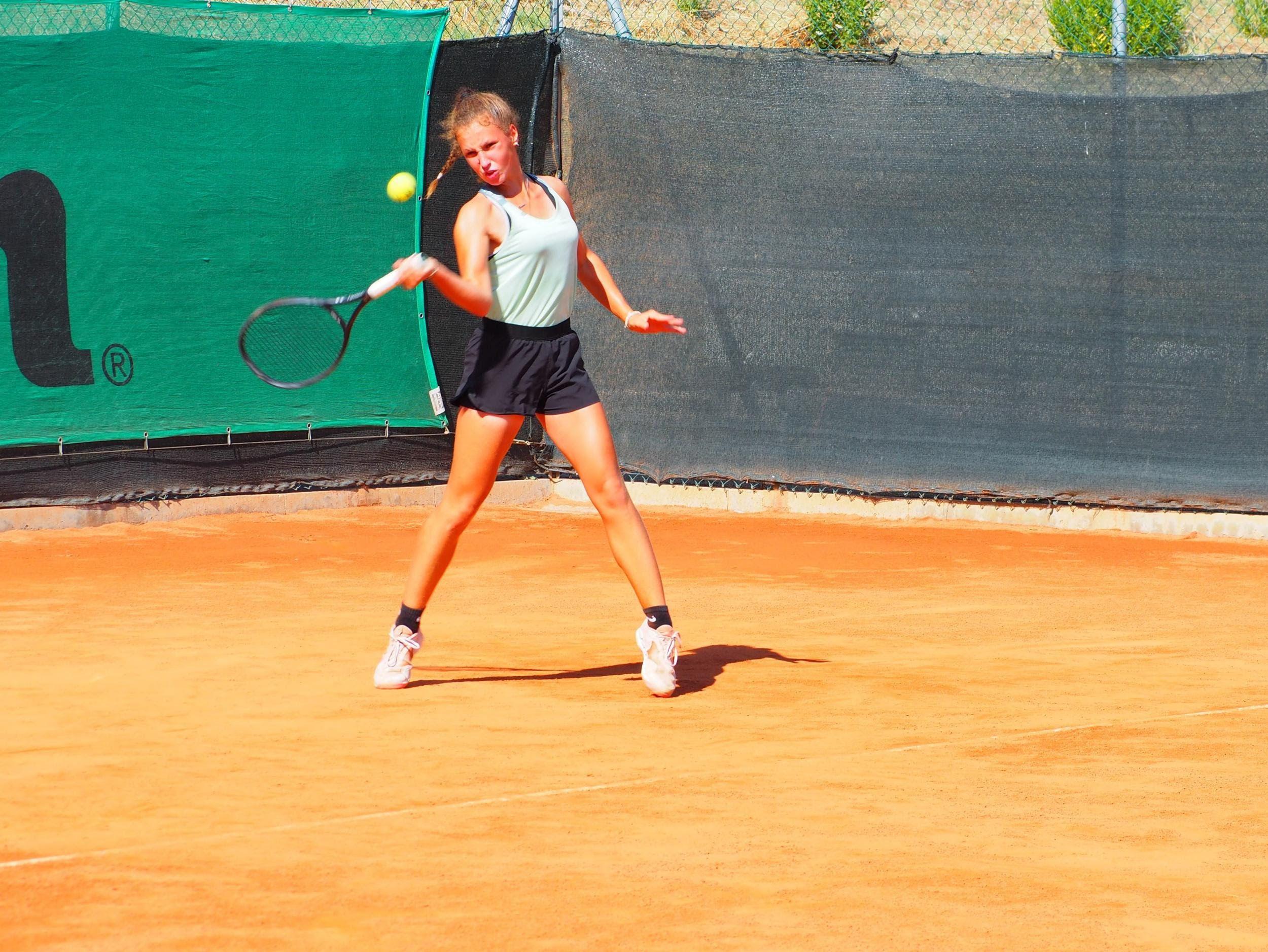 Kiara Zabkova nella foto