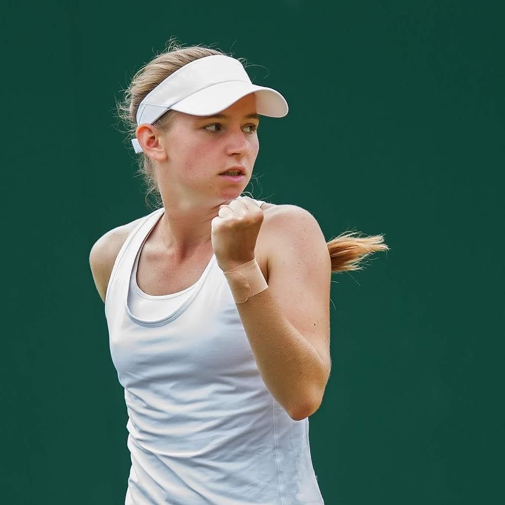 Anastasia Zarycka classe 1998 e n.321 WTA