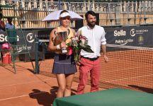 Katarina Zavatska vince il torneo di Biella