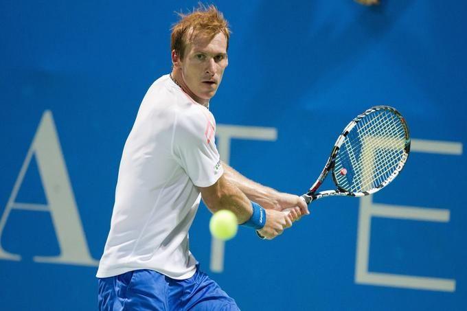 Grega Zemlja classe 1986 e attualmente al n.294 ATP