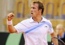 Coppa Davis: Slovenia vs Finlandia 3-2. Zemlya porta il punto decisivo. L'Italia sfiderà in casa la formazione slovena il prossimo luglio
