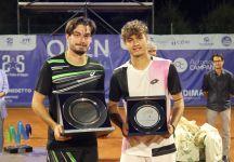 """Da Barletta: Il primo successo nel circuito challenger per Giulio Zeppieri """"Non sono riuscito a trattenere le lacrime"""""""