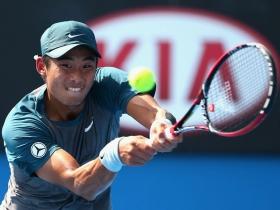 Ze Zhang classe 1990, n.183 ATP