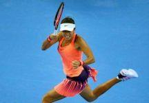 Race WTA 2017: La Zhang al primo posto